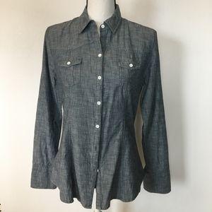 Gap Chambray Denim Shirt